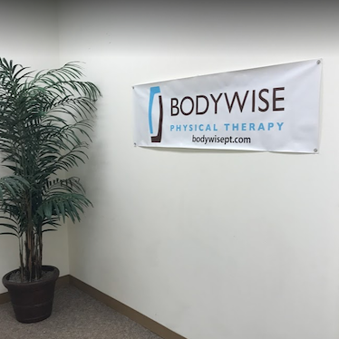 bodywise physical therapy signage